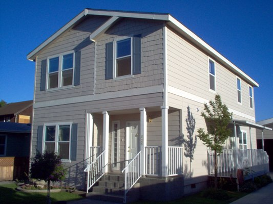 Prestige manufactured homes chestnut manor two story - Three story modular homes ...