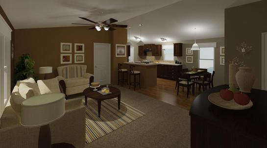 Prestige Manufactured Homes Crownpointe Xtreme 24443x