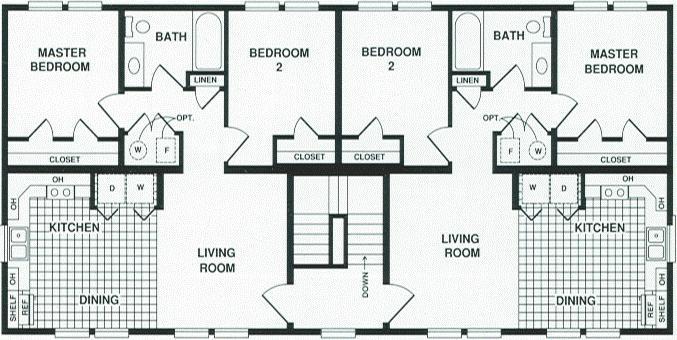 Prestige Manufactured Homes Duplex 3