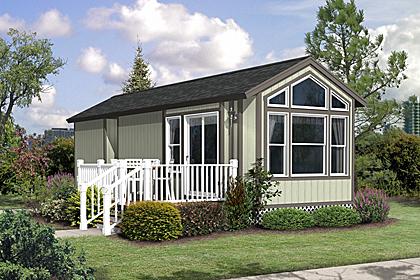 Prestige Manufactured Homes Park Model 2
