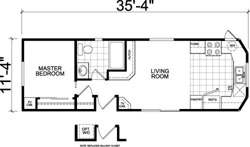 Prestige manufactured homes park model 6 Model homes floor plans